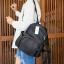 Berke Nylon Backpack 2017 สีดำ #เป้ไม่กลัวเปียก #สายฟังเพลงไม่ควรพลาด thumbnail 9