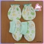 ถุงมือ +ถุงเท้าพับข้อ (แพ็ค 6 เซ็ต) thumbnail 2