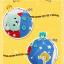 AP106••เซตหมวก+ผ้ากันเปื้อน•• / [สีฟ้า] น้องหมี thumbnail 7