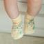 SK004••ถุงเท้าเด็ก•• ใบไม้ thumbnail 2