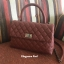 "Premium Caviar 10.5"" Genuine Sheep Leather Handbag 2017 thumbnail 5"