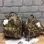 Anello x Legato Largo Botanical & Cat nylon Cap fasteners Backpack mini thumbnail 9