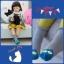 SK097••ถุงเท้าเด็ก•• นกฮูก (ข้อสั้น-เลยตาตุ่ม) thumbnail 1