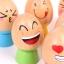 ของเล่นไม้ เกมส์วางไข่หอคอย Stack Eggs Game thumbnail 7