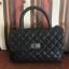 "Premium Caviar 10.5"" Genuine Sheep Leather Handbag 2017 thumbnail 4"