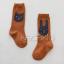 SK095••ถุงเท้าเด็ก•• หมี มี 4 สี (ข้อยาว) thumbnail 14