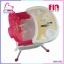 เก้าอี้ทานข้าวทรงสูง farlin สีชมพู thumbnail 8