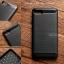 เคส Zenfone 4 Max Pro (ZC554KL) เคสนิ่มเกรดพรีเมี่ยม (Texture ลายโลหะขัด) กันลื่น ลดรอยนิ้วมือ สีดำ thumbnail 2