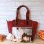 กระเป๋า Cartera Kipling Juliene s kt K23544-01D @ Red สีใหม่ล่าสุดชนช้อปค่ะ thumbnail 9