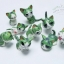 แมวจี้สีเขียว 9 ตัว thumbnail 1