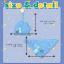 AP137••เซตหมวก+ผ้ากันเปื้อน•• / [สีฟ้า] Catch the Star thumbnail 6
