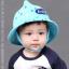 หมวกเด็กปีกกว้าง หมวกเด็กปีกรอบ หมวกซันเดย์ ลาย Hello (มี 5 สี) thumbnail 8