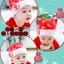 HT187••หมวกเด็ก•• / [สีแดง] Minito thumbnail 2