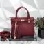 KEEP Gasia hand bag with frink key สวย น่ารัก thumbnail 6