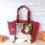 กระเป๋า Cartera Kipling Juliene s kt K23544-01D @ Red สีใหม่ล่าสุดชนช้อปค่ะ thumbnail 8