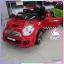 รถแบตเตอรี่เด็ก mini cooper สีแดง 2 มอเตอร์ thumbnail 3