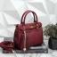 KEEP Gasia hand bag with frink key สวย น่ารัก thumbnail 7