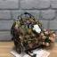 Anello x Legato Largo Botanical & Cat nylon Cap fasteners Backpack mini thumbnail 5