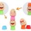 ของเล่นไม้ เกมส์วางไข่หอคอย Stack Eggs Game thumbnail 4