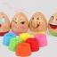 ของเล่นไม้ เกมส์วางไข่หอคอย Stack Eggs Game thumbnail 6