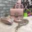 กระเป๋า Zara รุ่น #NetiDol หนัง Saffiano สไตล์ PRADA แข็งแรงทนทาน thumbnail 18