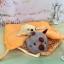 Spider ที่นอนหัวตุ๊กตา ส้มน้องแรดน้อย thumbnail 1
