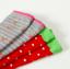 SK110••ถุงเท้าเด็ก•• Strawberry / แพคละ 2 คู่ (ข้อยาว) thumbnail 4