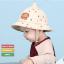 หมวกเด็กปีกกว้าง หมวกเด็กปีกรอบ หมวกซันเดย์ ลาย Hello (มี 5 สี) thumbnail 3
