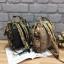 Anello x Legato Largo Botanical & Cat nylon Cap fasteners Backpack mini thumbnail 2