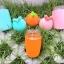 ขวดแก้วแครอทกระต่ายย หุ้มปลอกซิลิโคน thumbnail 6