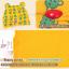 AP153••เซตหมวก+ผ้ากันเปื้อน•• / [สีเหลือง] น้องหมี thumbnail 5