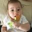 ยางกัดส้มอังจู Fruit Teether - Orange ยางกัดส้ม พร้อมคลิปติดกันหล่น thumbnail 2