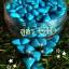 อกฟู สีฟ้า สูตรQ10 thumbnail 1