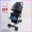 รถเข็นเด็ก FIN BABIESPLUS รุ่น CAR-AB501 สีน้ำเงิน thumbnail 1