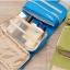 กระเป๋าใส่อุปกรณ์อาบน้ำ คุณภาพดี แขวนได้ ดึงกระเป๋าอีกสองใบแยกใช้ได้ thumbnail 10