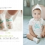 SK006••ถุงเท้าเด็ก•• I'm your Baby (สีขาว) thumbnail 1