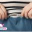 ชุดเดรสคลุมท้องแขนยาว เปิดให้นมลูก thumbnail 15