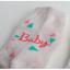 SK005••ถุงเท้าเด็ก•• I'm your Baby (สีเทา) thumbnail 5