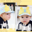HT366••หมวกเด็ก•• / หมวกแก็ป Bubble (ปีกสีฟ้า) thumbnail 4