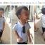 ชุดกัปตันเด็ก นักบินน้อยสุดเท่ห์ เสื้อสีเหลือง+กางเกงดำ Size 80-100 thumbnail 4