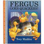 fergus goes -นิทานปกอ่อน