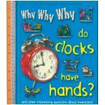 why clocks -ปกแข็ง