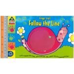 follow the line -Board Book