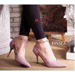 รองเท้าคัทชู ส้นสูง รัดข้อ แต่งหมุดสไตล์วาเลนติโนสวยเก๋ ทรงสวย หนังนิ่ม ใส่สบาย ส้นสูงประมาณ 3 นิ้ว เสริมหน้า แมทสวยได้ทุกชุด