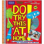 do try at home DVD -ปกแข็ง
