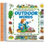 outdoor words -นิทานปกแข็ง
