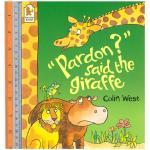 pardon giraffe -นิทานปกอ่อน