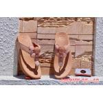 รองเท้าแตะแฟชั่น แบบหนีบ แต่งหินสวยเก๋สไตล์โบฮีเมี่ยน พื้นซอฟคอมฟอตนิ่มสไตล์ฟิตฟลอบ ใส่สบายมาก แมทสวยได้ทุกชุด