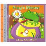 frog dinner -bb