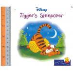 tigger sleepover -Board Book